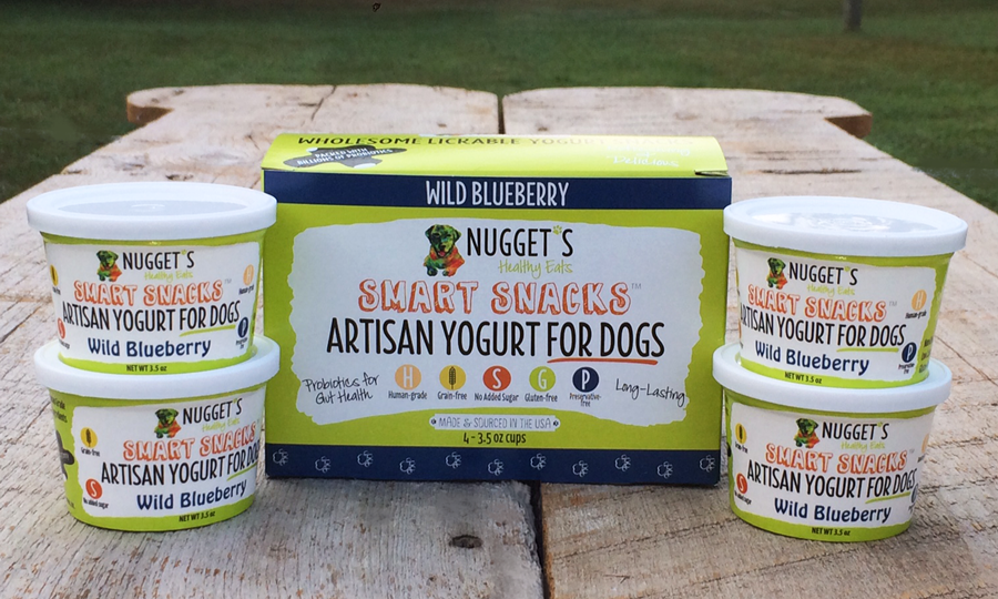 Nuggets Healthy Eats - Artisan Yogurt