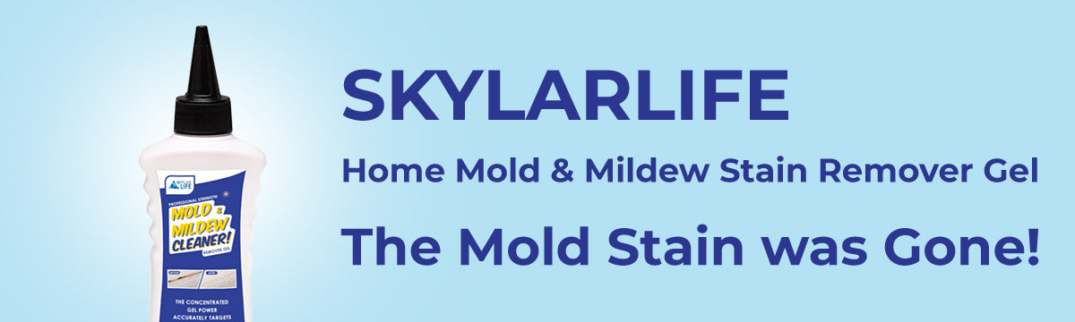 skylarlife home mold and mildew stain remover gel