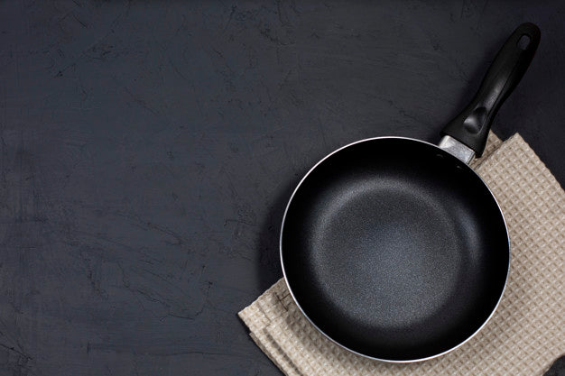 Stop using abrasive sponge clean your Non-stick coating materials