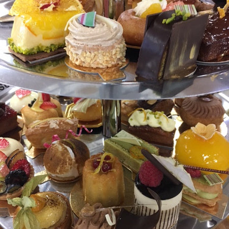 Afternoon Tea at Le Cordon Bleu London