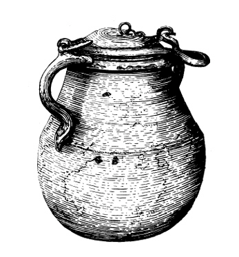 A little bit of Ancient History - about kettles of course.