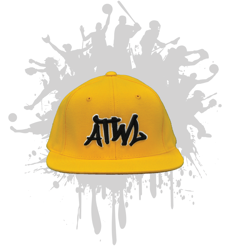 ATWL Graffiti 3D  8D5 - Yellow