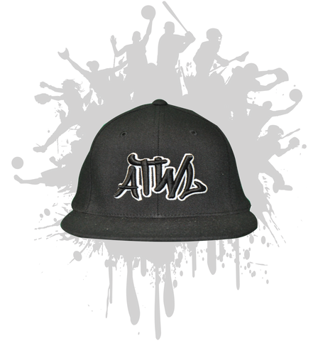 ATWL Graffiti 3D  8D5 - Alt Black