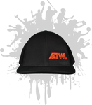 ATWL Corner Tron 3D  404M - Black Alt Orange