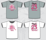 Think Pink Cancer Awareness Sub Dye Mens Jersey