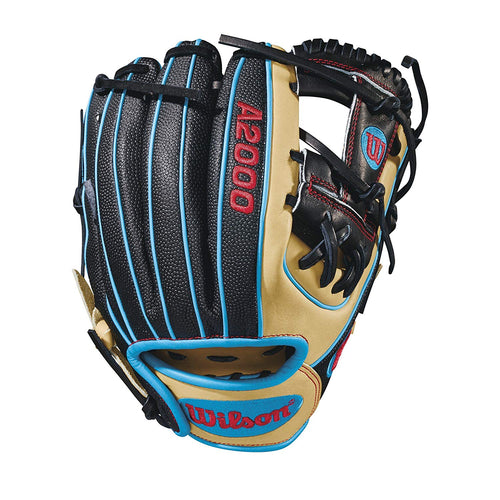 "2018 Wilson A2000 SuperSkin 11.5"" Baseball Glove: WTA20RB18DP15SS"