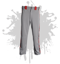 Men's Sub Dye Pant Grey/Red
