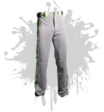 Men's Sub Dye Pant Grey/Black/Neon Green
