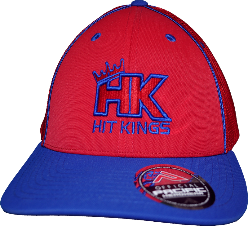 Hit Kings 3D 904M Promodel - Red/Royal