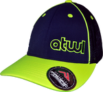 ATWL 3D Lowercase 904M Promodel - Navy Alt Neon Yellow