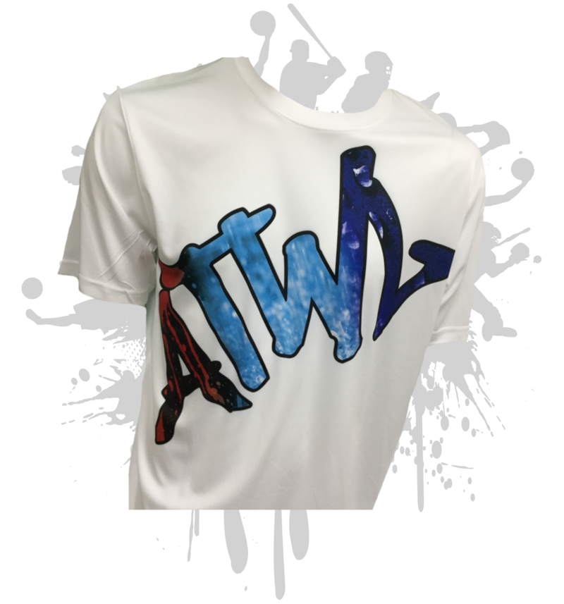 ATWL Blood, Sweat and tears Sub dye jersey