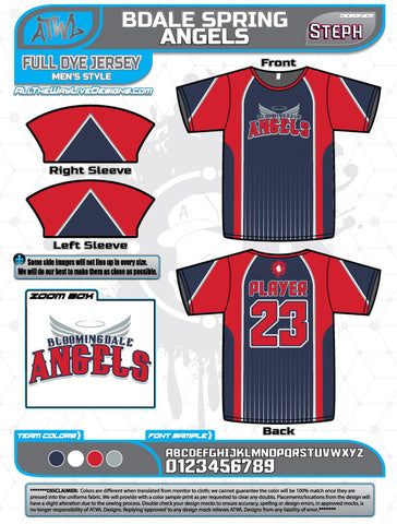 Bloomingdale Spring 2020 Baseball Jerseys