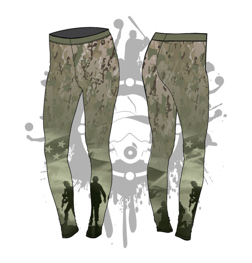 Armed Forces (Army) Womens Leggings
