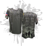 Armed Forces (Army) Mens Full Dye Jersey