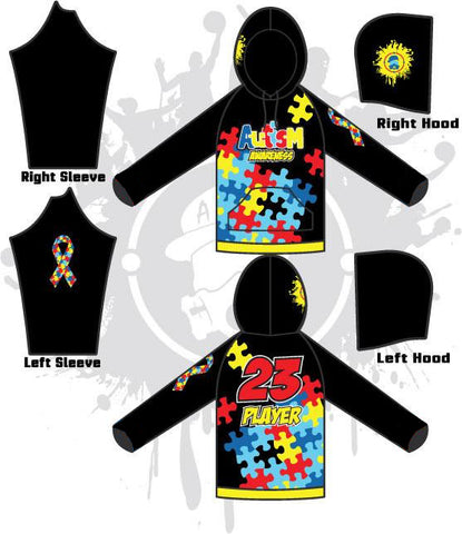 Autism Awareness Unisex Hoody