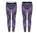Bandana Womens Leggings: 3-color (7 Colors Available)