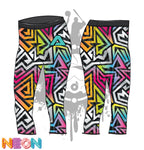 Azztastic Womens Leggings