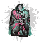 Complex Hoody Unisex  PINK/MINT