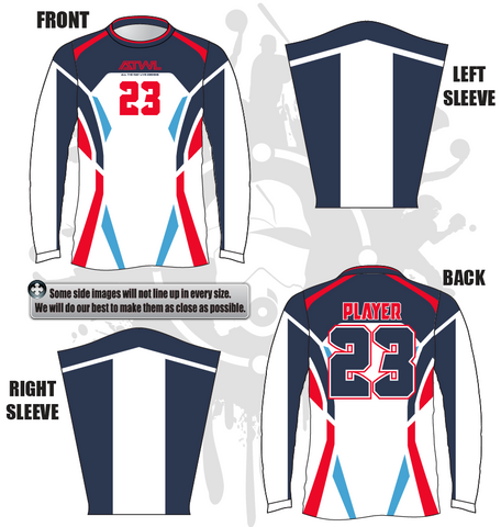 Decorous Men's Long Sleeve Jersey