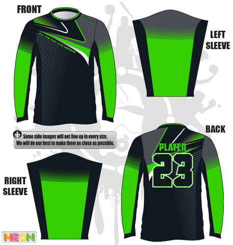 Eminent Men's Long Sleeve Jersey