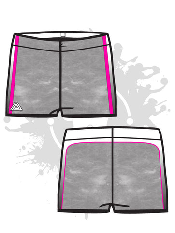 Essence Women's Compression Shorts