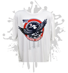 FREEDOM-Eagle Men's White Sub Dye Jersey