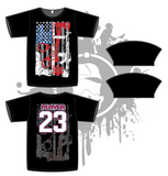 Heroes Awareness Mens Full Dye Jersey