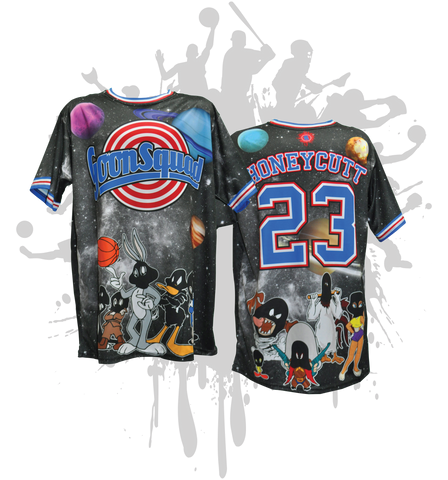 Goon Squad Mens & Youth Full Dye Jersey