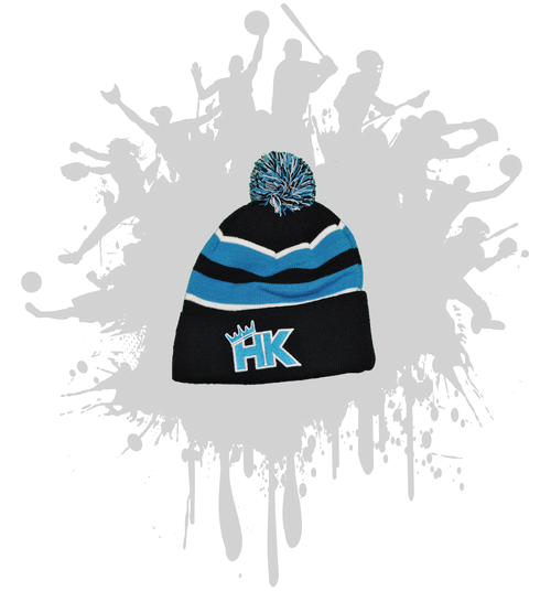 HIT KING BEANIE 3D-STRIPE