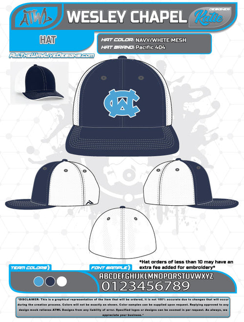 Wesley Chapel Thunder Hat Fall 2018