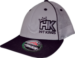 "Hit Kings ""In The Corner"" 3D 904M Promodel - Silver/Black"