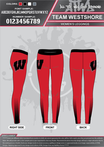 WESTSHORE LEGGINGS