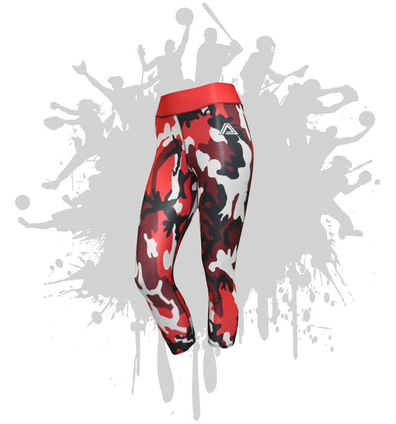Camo Womens Womens Leggings