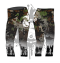 Armed Forces (Marines) Womens Leggings