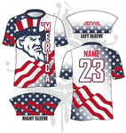 Uncle Sam Full Dye Jersey