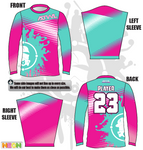 Vigor Men's Long Sleeve Jersey