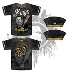 Hit Kings Animal Series Mens Full Dye Jersey (Negan)