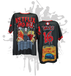 Netflix & Kill Mens Full Dye Jersey