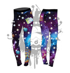 No Limits Autism Awareness Womens Full Length Legging