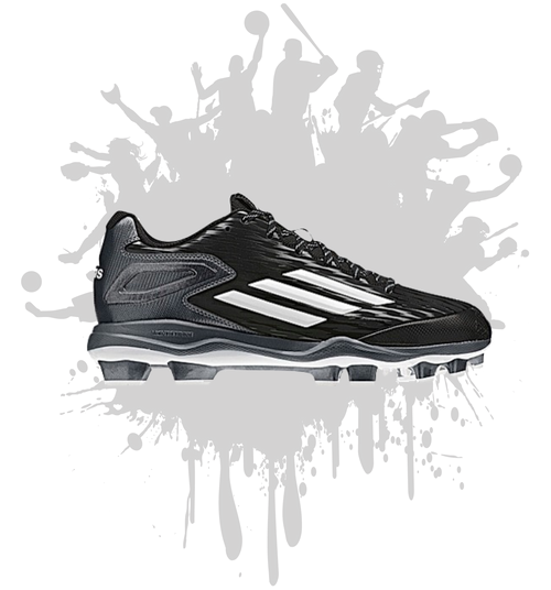 Adidas Power alley turfs