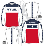 Parallel Long Sleeve Jersey