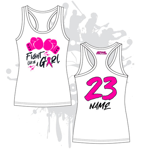 Fight Like a Girl Women's Sub Dye Jersey
