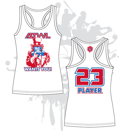 ATWL Wants You Women's Tank Top