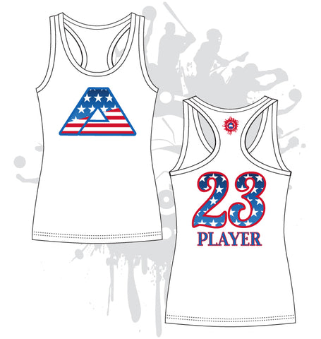 All About America Women's Tank Top