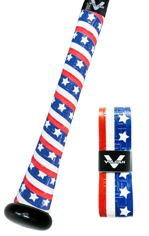 Vulcan Bat Grips - USA Series <br /> (3 Styles)