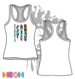 PRIMAL COLLECTION WOMENS TANK TOPS