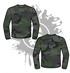 ATWL Outdoors Mens Full Dye Long Sleeve Jersey