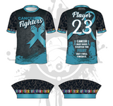 Cancer Fighters Men's Jersey