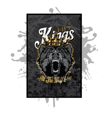 Hit Kings Animal Series Towels