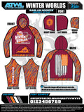 2019 Freedom Sports Myrtle Beach Winter Worlds Unisex Hoody